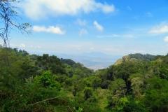 Aussicht vom ZAC-Baugrundstück in Lutindi/Usambara-Mountains